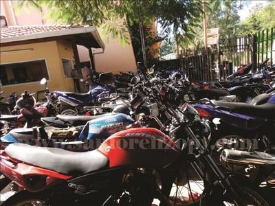 ¿Quieren rematar motos sin dar oportunidad a los propietarios?