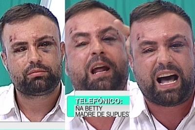 """""""El Cubano"""" discutió a los gritos y llorando con madre de sus agresores"""