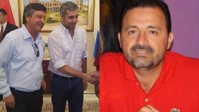 """HOY / Con pedido de US$ 500.000, """"hacen correr"""" a candidato en Salto del Guairá"""