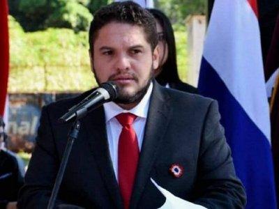 Intendente de Francisco Caballero Álvarez será remitido a Tacumbú