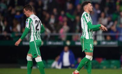 HOY / Con un gol de Sanabria, Betis va a Octavos de la Copa del Rey