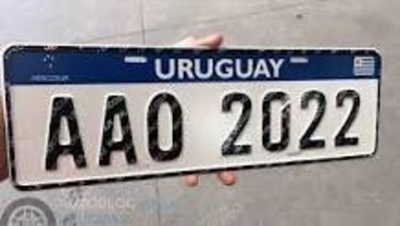 HOY / Chapas de Mercosur entrarán  a regir desde abril del 2019