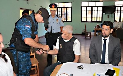 Piden 35 años de prisión para el supuesto homicida del narco Rafaat