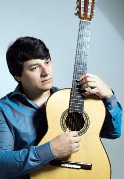 Tributo de Favio Rodríguez a la música de Roland Dyens