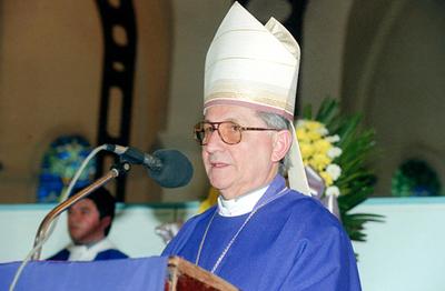 Monseñor Giménez condenó casos feminicidio en homilía de Caacupé
