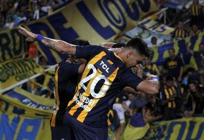 Campeón y clasificado a la Libertadores