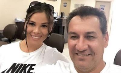 Se Casó La Modelo Pamela Caballero Y El Abogado Pedro Marinoni