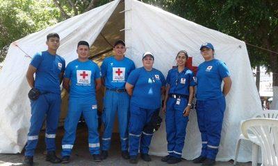 150 asistidos por Cruz Roja