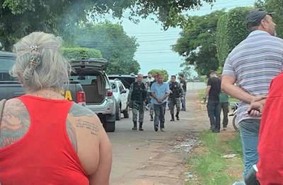 Detuvieron en Ponta Porá al tío del Jarvis Chimenes Pavao