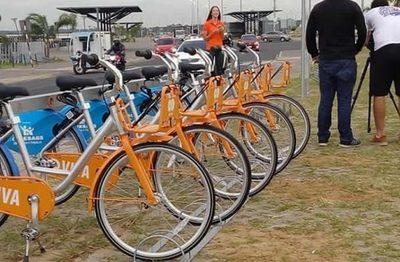 Habilitan bicicletas municipales para los ciudadanos