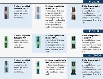 BCP PONE EN CIRCULACIÓN BILLETES CON NUEVAS MEDIDAS DE SEGURIDAD