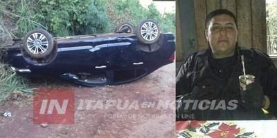 ALTO VERÁ: POLICÍA EBRIO HABRÍA DISPARADO PORQUE NO LE VENDIERON CERVEZA