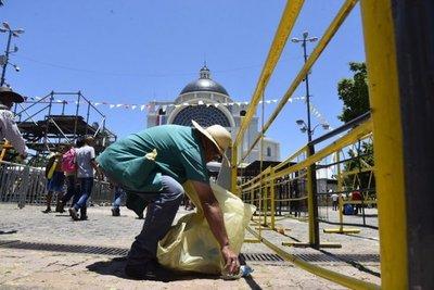 Un buen samaritano de la limpieza