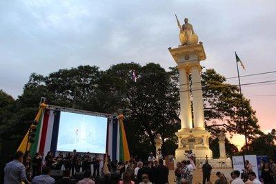 Con emotivo acto conmemoran a héroes de Ytororó