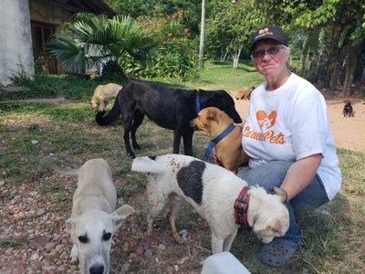 Ca'acuPets: Donde las mascotas rescatadas encuentran un hogar