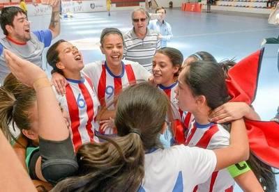 Futsal Femenino consigue la medalla de oro para Paraguay