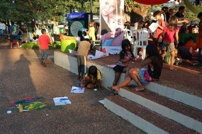 En Caacupé también dicen no al abuso infantil