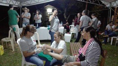 Caacupé: Salud aporta 60 puestos sanitarios