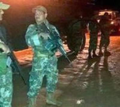 Nuevo ataque en el Norte: Queman maquinarias y avionetas en San Pedro