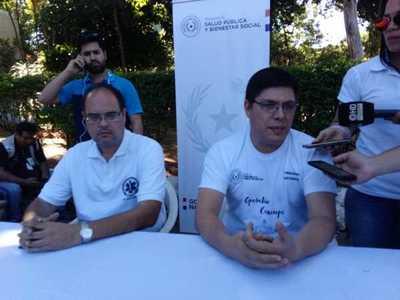 Salud realizó 15.503 asistencias en Caacupé