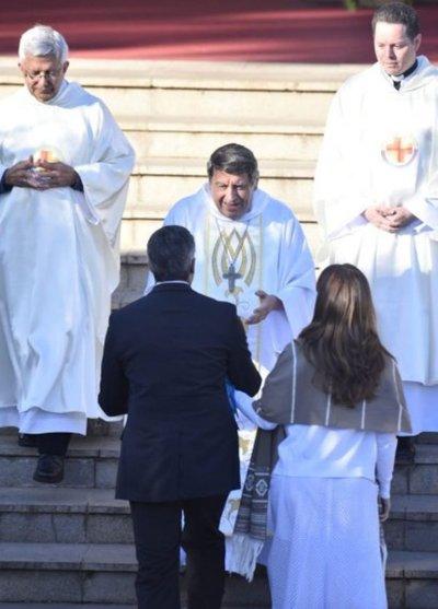 La homilía completa de la misa central