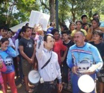 """Intervención de evangélicos en Caacupé """"fue lamentable"""", dice ministro"""