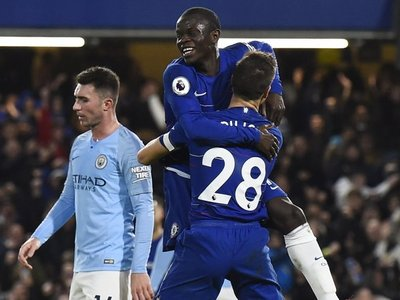 El Chelsea acaba con el invicto del City