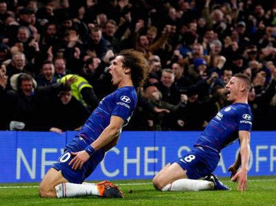 Chelsea deja sin invicto a Manchester City