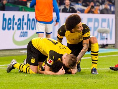 Borussia Dortmund se queda con el derbi de Ruhr y la punta
