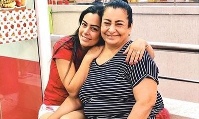 Larissa Riquelme celebró el cumpleaños de su madre
