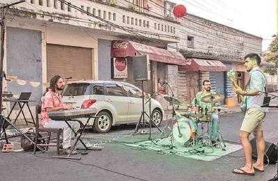 Invitan a feria de arte y música en las calles del centro asunceno