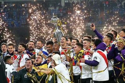 River Plate completa el cartel del Mundial Emiratos 2018