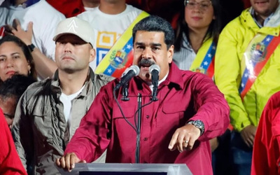 Maduro denuncia gestación de golpe de estado de parte de EEUU