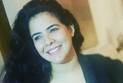 """Navila Ibarra brindó """"por el amor de su vida"""""""
