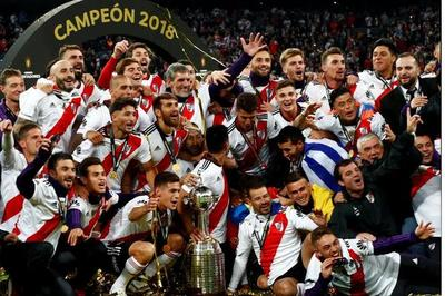 "River Plate gana la ""Copa de la violencia"", según prensa italiana"