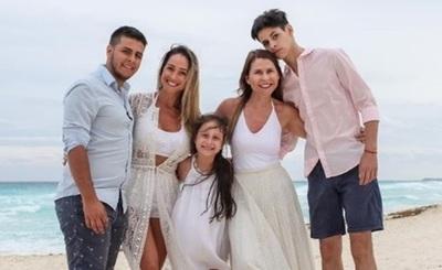 Cinthya De Recalde Así Disfrutó Unos Días De Relax En Compañía De Su Familia