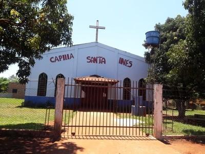 Malvivientes roban una capilla y hasta hostias llevan