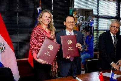 Taiwán apoyará programa de fortalecimiento a las Mipymes