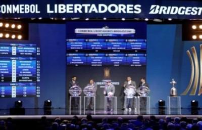 Conmebol anunció la fecha de los sorteos para la Libertadores y Sudamericana