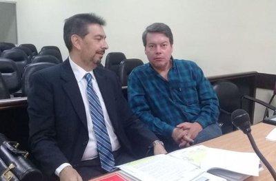 Más chicanas en juzgamiento de Luis Ortigoza