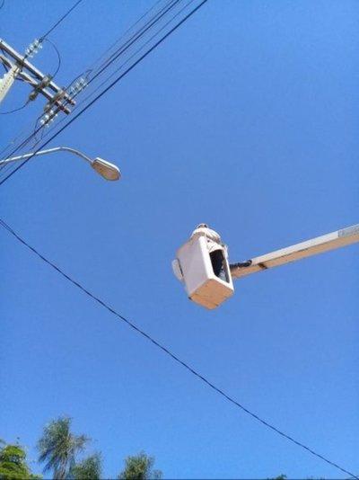Cortes de electricidad desde las 13:00