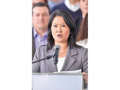 Conducción de Keiko Fujimori liquidó al Congreso