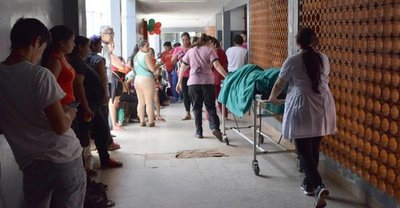 Caótico servicio reciben pacientes en todo el país