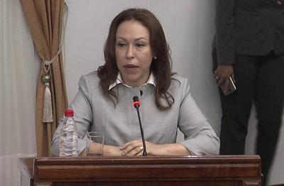 Dra. Elodia Almirón solicitará que su descargo sea público