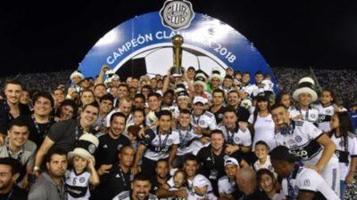 Plazas paraguayas en torneos internacionales