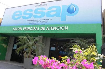 Prosigue investigación a funcionarios de la ESSAP