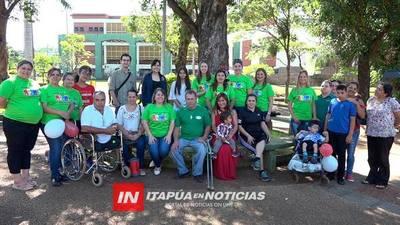 CELEBRAN AVANCES EN LA INCLUSIÓN DE PERSONAS CON DISCAPACIDAD.