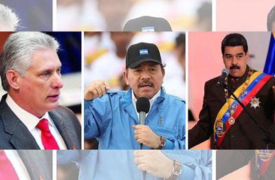 """EEUU incluyó a Venezuela, Cuba y Nicaragua entre los países con """"dictaduras"""""""