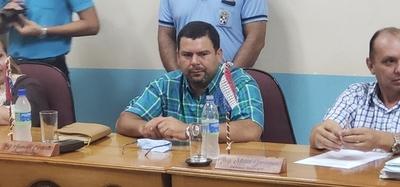 Junta municipal con nuevo presidente