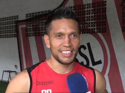 Wilson Quiñónez destaca la unidad del Rayadito